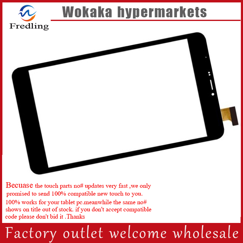 Original New 8 Touch Screen For DEXP Ursus Z180 3G Tablet Touch Sensor Replacement Free Shipping original new 10 1 dexp ursus ns210 tablet touch screen panel digitizer glass sensor lens replacement free shipping