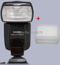 ¡ Envío Gratis! YN-565EX II YN565EXII YN565EX 565EX 565 YN565 EX TTL de Flash Speedlite Para Canon SLR Cámara Digital + Difusor