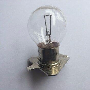 Ba20d 6v50w S35 brida C-6, 58z 6v 50w lámpara halógena, BA20D/26 hecho en Japón
