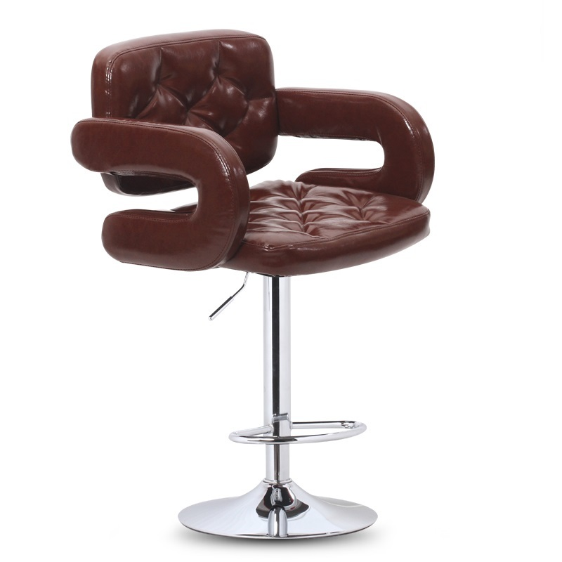 Caribbean Island Stylish Bar Chair Cafe smoking area stool retail and wholesale  coffee red white black color free shipping southeast asia fashion bar stool retail red white black countryside bar pastoral style stool free shipping