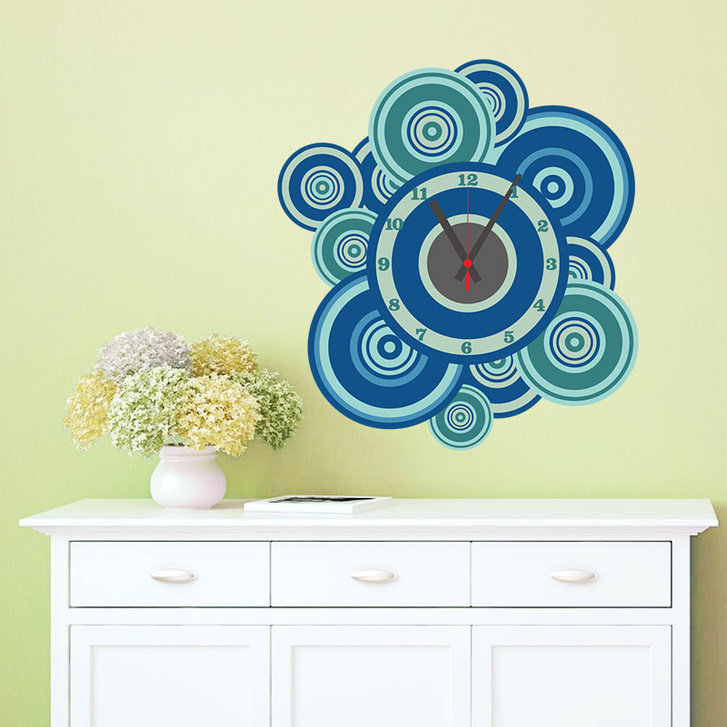 Modern Galvanized Circle Wall Decor Gallery - Wall Painting Ideas ...
