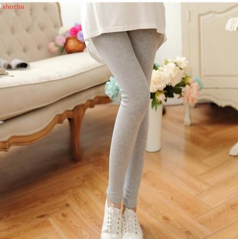 Maternity Pants Trousers Spring And autumn Thin Maternity Belly Legging Pencil Long Design Clothes For Pregnant Women