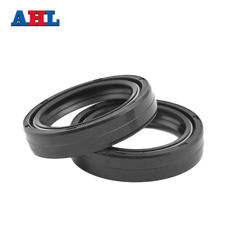 1 Pair Motorcycle Parts Front Fork Damper Oil Seal Size 31x43x10.5 31*43*10.5 Motorbike Dirt Racing Bike Shock Absorber ahl motorcycle front fork damper oil seal for suzuki gsf400 bandit 400 1991 1992 1993 shock absorber oil seal