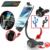 Coche Soporte Del Sostenedor Del Teléfono con Dual USB Cargador de Encendedor de Cigarrillos + Car Vent Mount Magnética para Samsung Lenovo LG Universal teléfonos