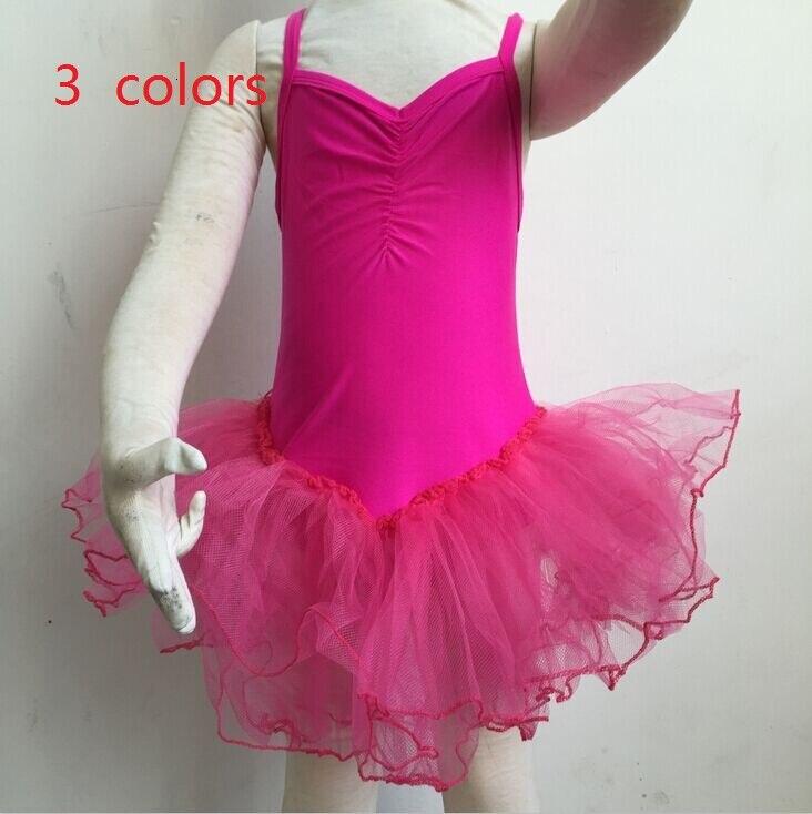 Envío Gratis Para Niños Niñas Vestido Tutú de Ballet Desgaste de la ...
