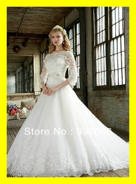 Lds Wedding Dresses Short Vintage Ankle Length Long Sleeved Dress - Lds Wedding Dress