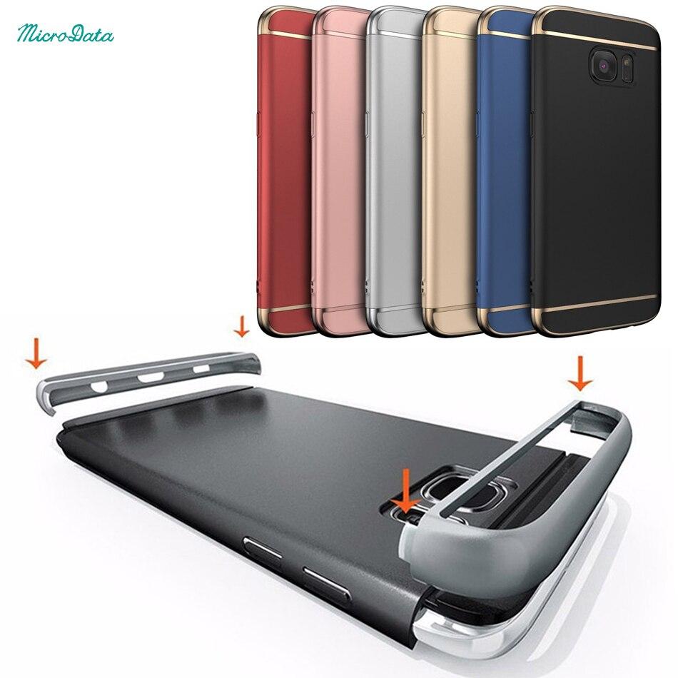 3 en 1 Combo Heavy Duty Defender Caja Del Teléfono Para Samsung Galaxy S7edge Ul