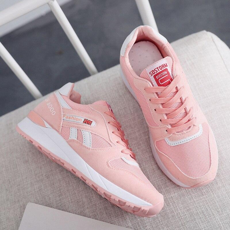 Для женщин кроссовки женские спортивные кроссовки женские профессиональные подушки спортивные тренеры Открытый леди прогулочная обувь