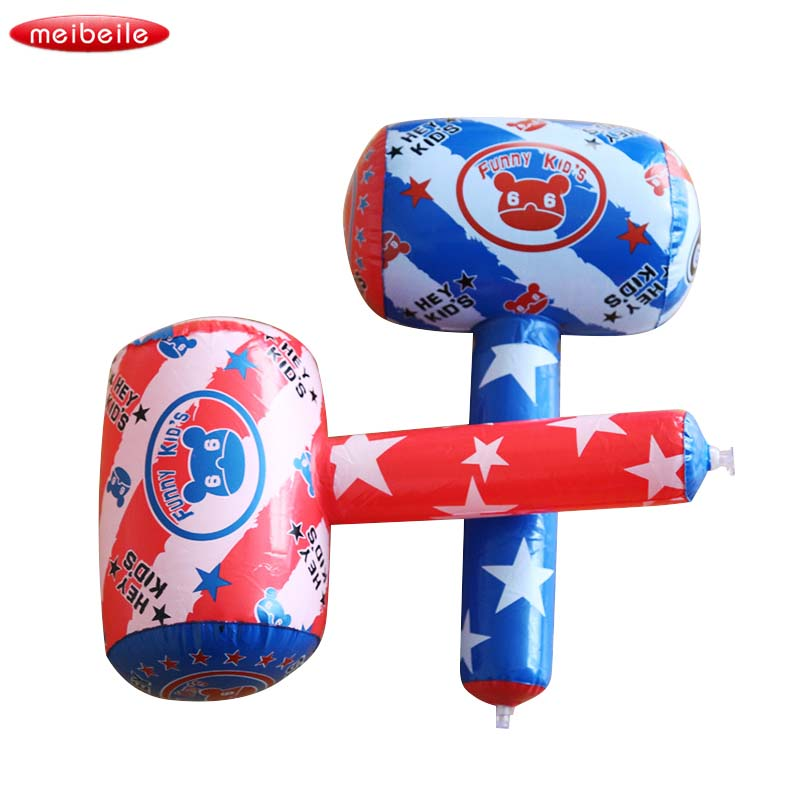 Hot Children Inflatable Toys Hammer Outdoor Indoor Sports Toys Cartoon Fish Children's Activities Training Toys