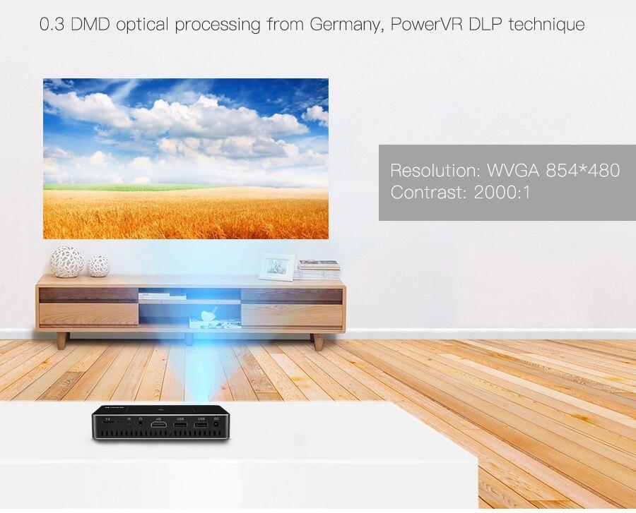 AODIN M9 mini Projector Smart Multi-touch screen1G+32G LED Portable Projectors DLP 300 lumen 5000mAh Battery HD Pocket Projector-06