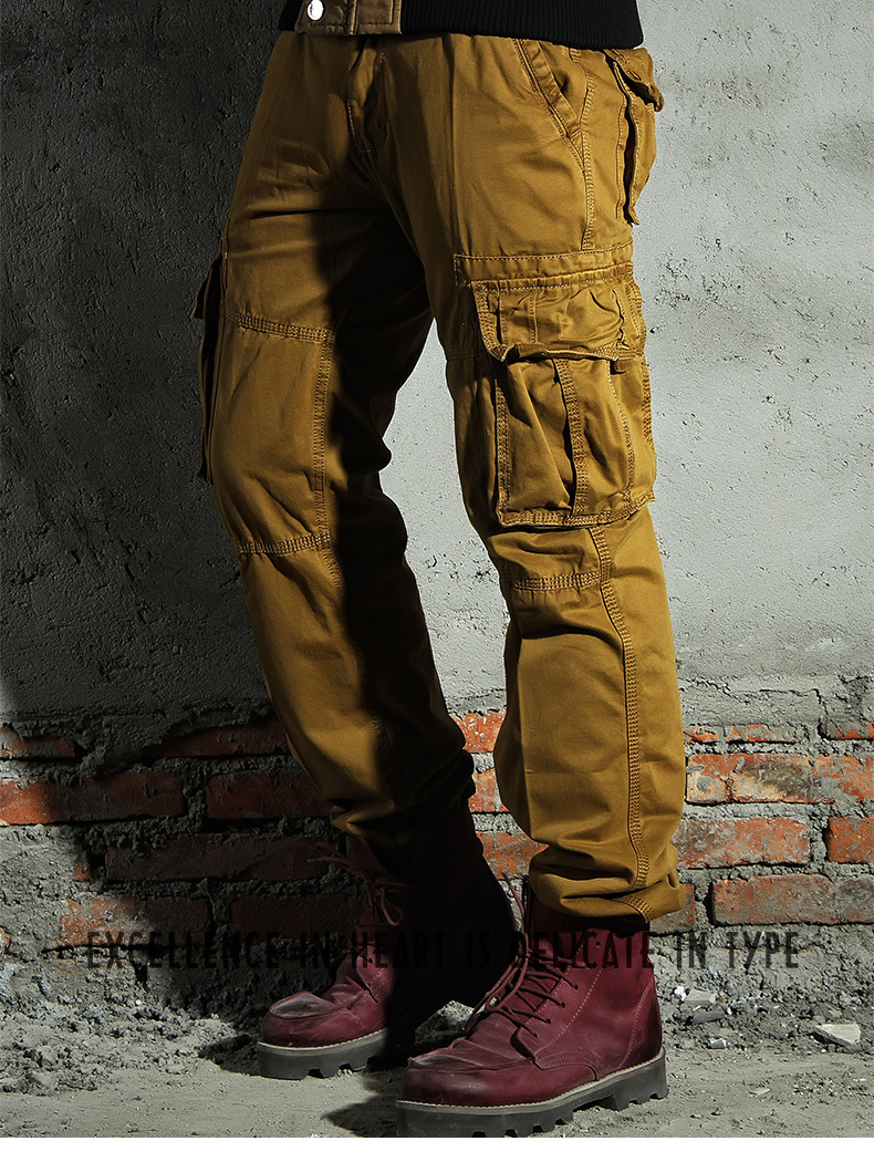 Durable Cargo Pants