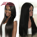 Silky Straight Human Hair Wigs Virgin Brazilian Hair Full Lace Wig & Lace Front Wig For Black Women Full Lace Human Hair Wigs