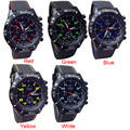 Perfect  Gift  Quartz Watch Men Military Watches Sport Wristwatch Silicone Fashion Hours Levert Dropship  Sep7