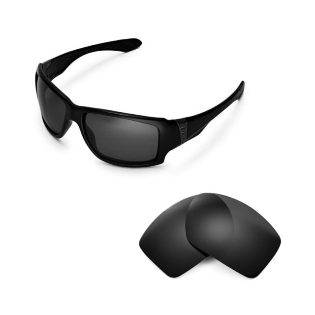 27918a4405f Walleva Polarized Replacement Lenses for Oakley Big Taco Sunglasses 2  colors available