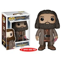 In Stock Funko pop Original Harry Potter Rubeus Hagrid Figure Collectible Vinyl Figure Model Toy with Original box