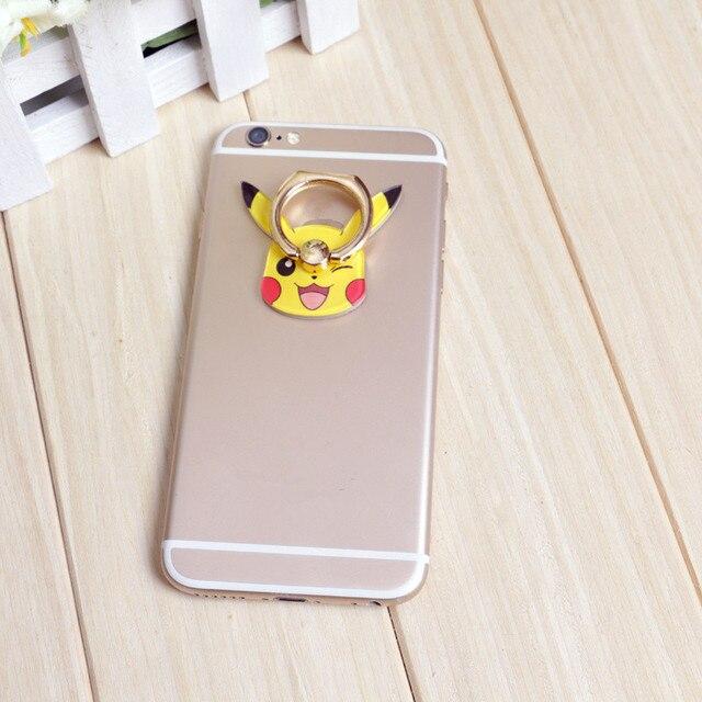 Pokemon Finger Ring Smartphone Holder 1