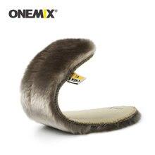 Стелька onemix для зимней обуви дезодорирующая стелька массажные
