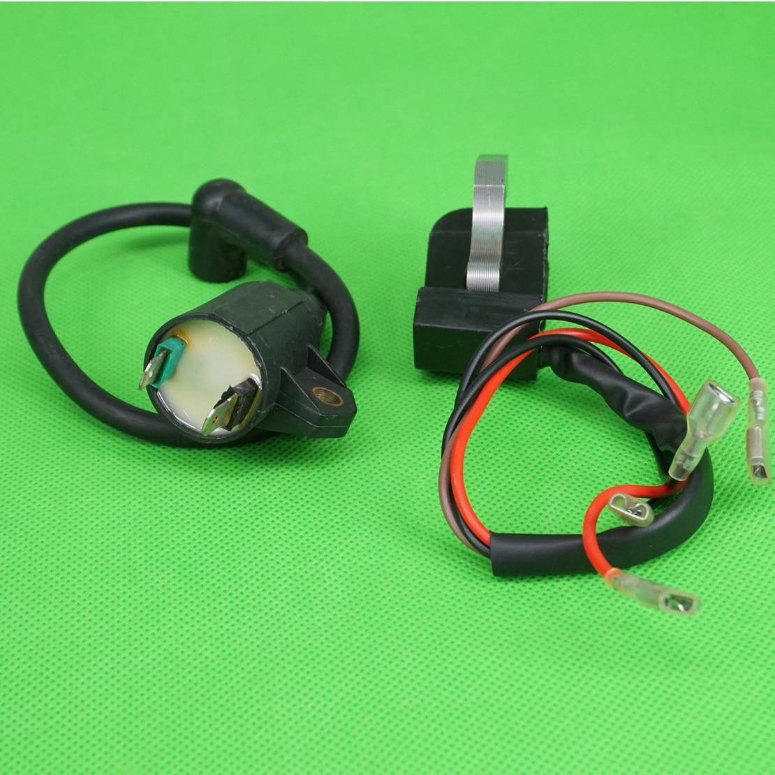 LETAOSK Ignition Coil Magneto Stator CDI Package Fit For YAMAHA GENERATOR MOTOR ENGINE ET950 ET650