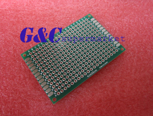 10PCS Double side Prototype PCB Tinned Universal board 5×7 5*7cm