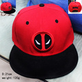 Marvel Deadpool Snapback Caps Cool hat Adult Letter Baseball Cap Bboy Hip-hop Hats For Men Women