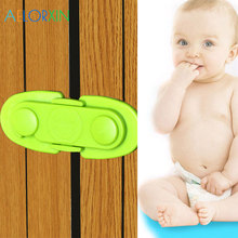 1Pcs Baby Safety Lock Door Drawer Cabinets Cupboard Cabinet Care Protection Of Children Jamming