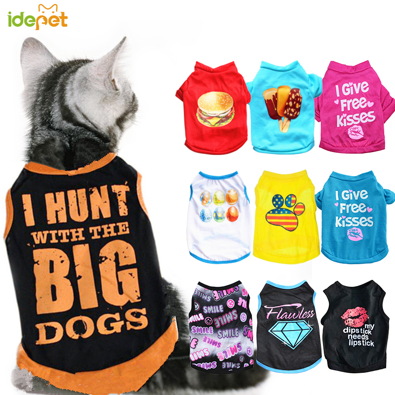 The Cheapest Price Hoopet Novelty Pet Cat Hoodies Black Cotton Soft Autumn Warm Coat Hip Hop Hoodies Streetwear With Chinese Letter Xs-xxl In Short Supply Cat Supplies Cat Clothing