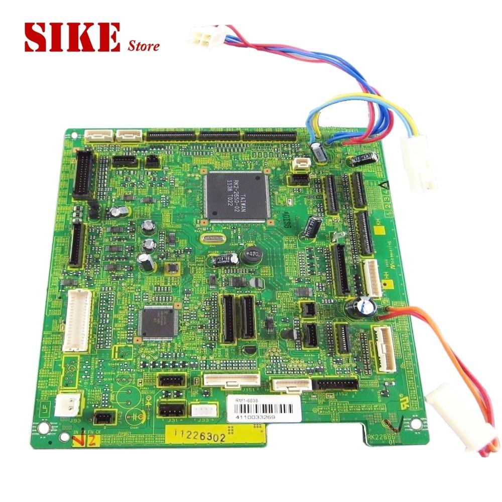 RM1-6638 DC Control PC Board Use For HP CP5525n CP5525dn M750 5525 5525dn DC Controller Board vilaxh rm1 6796 cp5225 dc control board for hp laserjet cp5225 5225n 5525 printer dc controller board