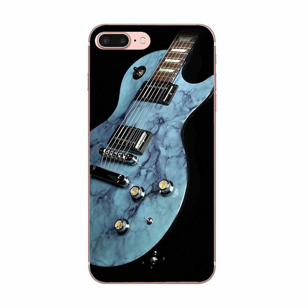 4e6cb44476c ... Classic Phone Accessories Case Gibson Les Paul Guitar For Galaxy Alpha  Core Prime Note 4 5 ...