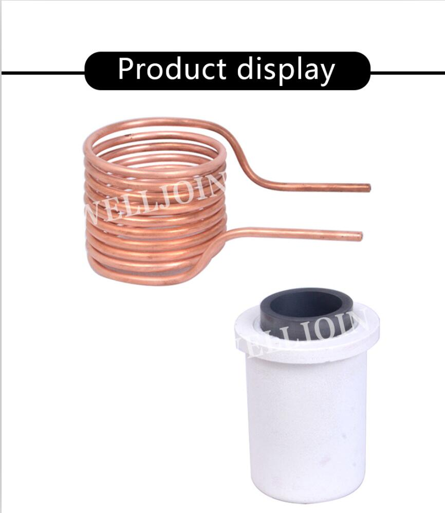 2018 1800w Zvs Induction Heater Heating Pcb Board High Diy Circuit Simple Frequency Machine Melted Metal Coil Mayitr Crucible Pump