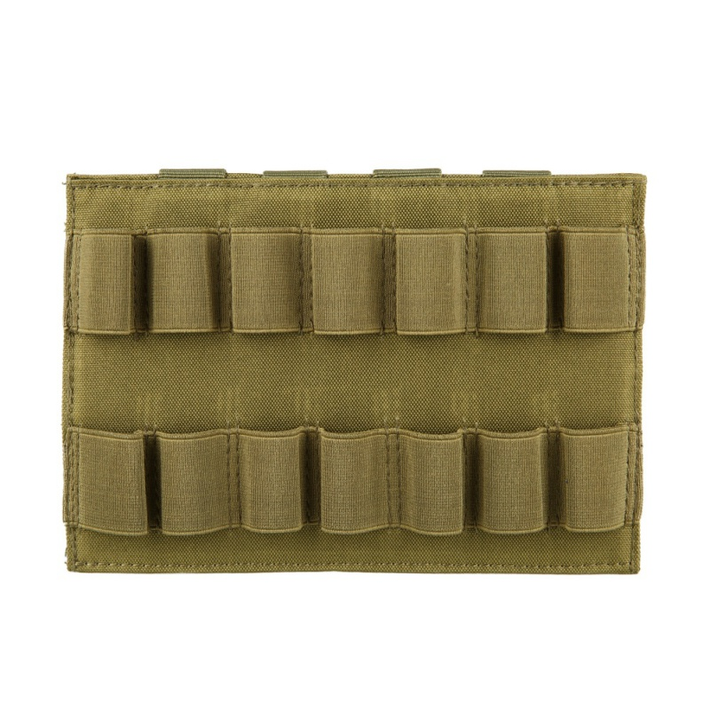 Outdoor Molle System hunting supplies SHIPPING Camping Tactical Molle Belt Bullet Pouch 14 Holes Pockets Scattered Bags