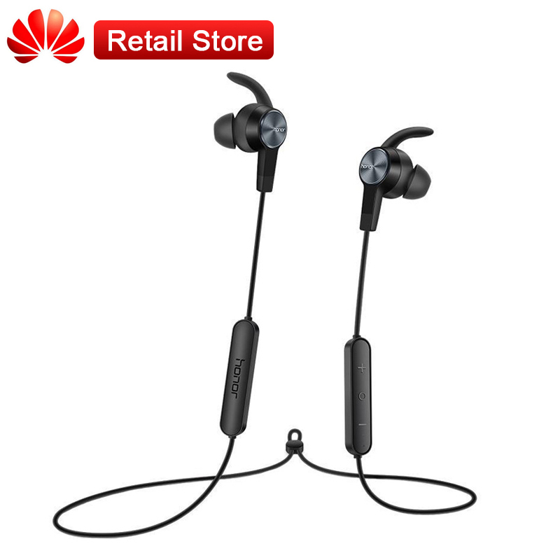 Honor xSport AM61 Bluetooth Headset IPX5 Waterproof BT4 1 Mic Control Wireless Sport Earphones for Android