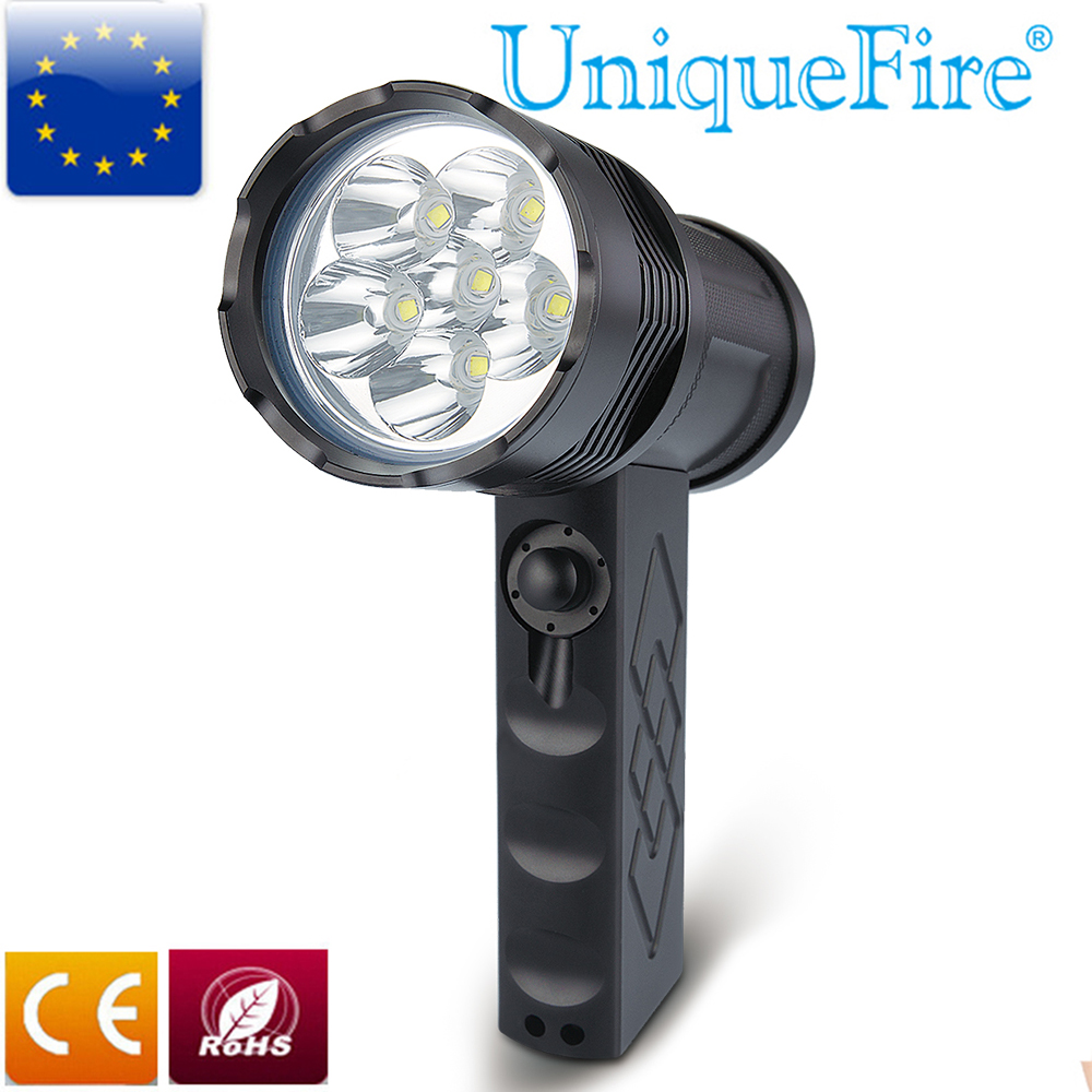 UniqueFire Lamp Troch T19 LED Bulb 6000 Lumen Flexible High-light Fashlight With 6 x Cree XML-2 Led Bulb For Camping,Hiking sitemap 6 xml