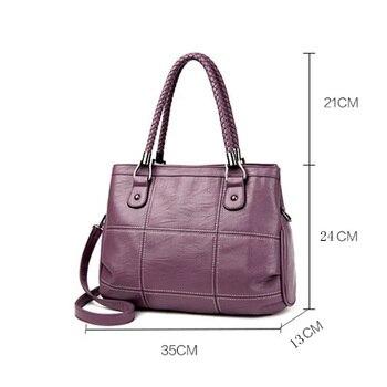 Women's Genuine Leather Handbag 1