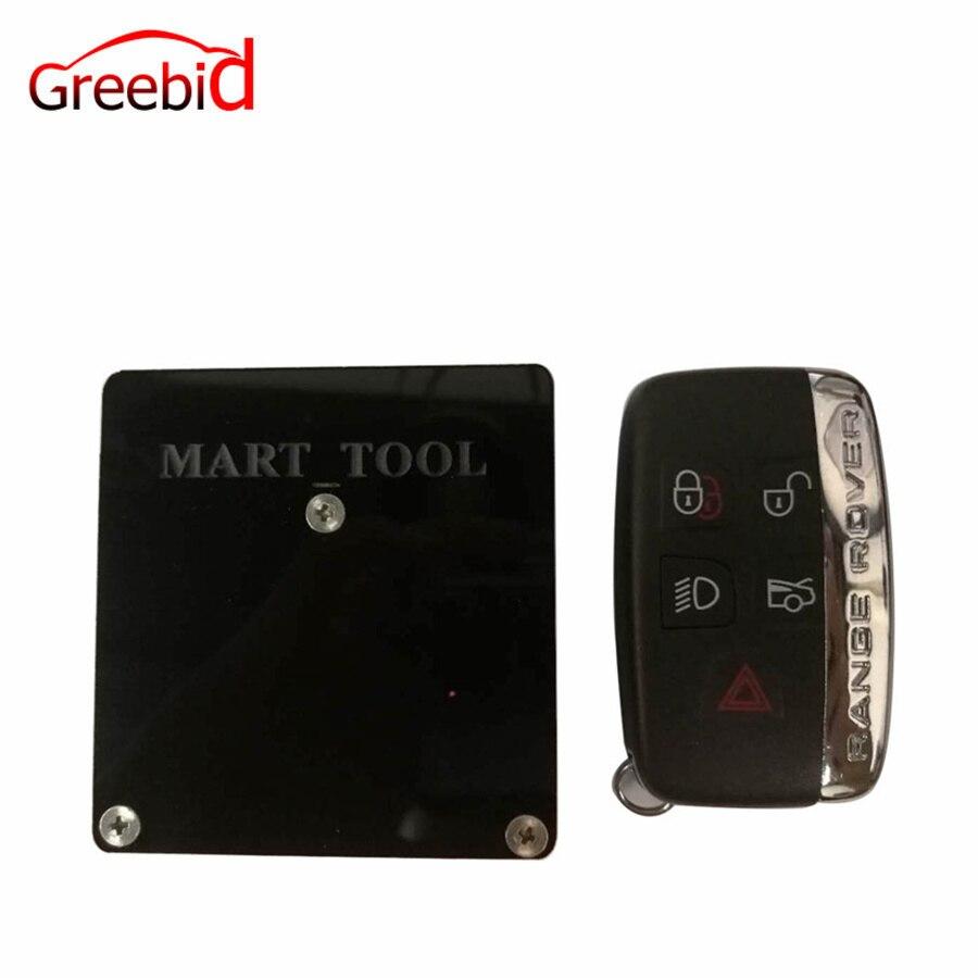 Mart инструмент Ключевые программист для Jaguar/Land Rover 2015 2018 все ключевые Потерянный ключ Pro Mart инструмент D флэш памяти EEE Reader