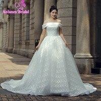 Принцесса Маленькая Роза Бисероплетение Кружева свадебное платье цветок кружева бисером свадебное платье 100% реальные фотографии свадебны