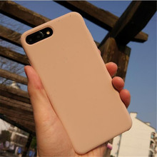 Colorful Silicone Phone Case iPhone 6  7 8  plus X (with retail box)