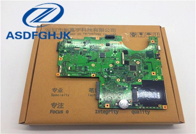 Купить с кэшбэком laptop motherboard FOR MSI MS-1675 GE600 MS-16751 Laptop Motherboard DDR3 VER 1.3 100% WORK PERFECTLY