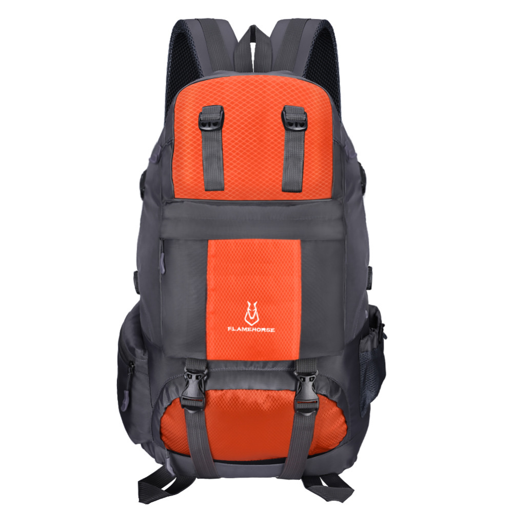 03238a6808 Professional Outdoor Sports Climbing Bags Nylon Lightweight Waterproof  Sports Bag Men Women Large Capacity Hiking Backpack-in Climbing Bags from  Sports ...