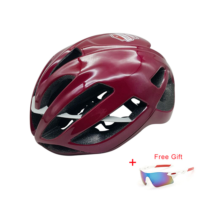 Bike Helmet Outdoor Sports Cycling Helmet Ultralight Integrally-molded Casco Ciclismo Adult Bicycle Helmet 230g/260g basecamp integrally molded helmet bike bicycle helmet outdoor sport riding bike head protector cycling helmet riding accessories
