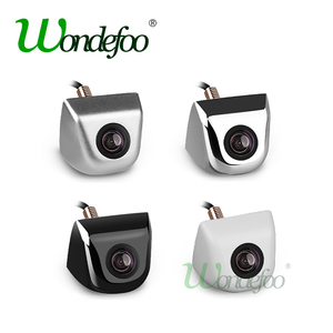 Universal Parking camera car rear camera with reverse image HD BACK UP camera waterproof night vision with glass len