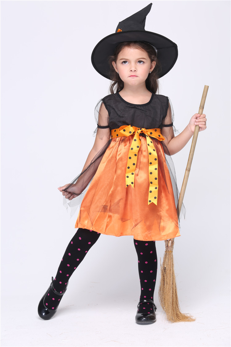 2015 hot kids halloween costumes for kids fantasia children vampire