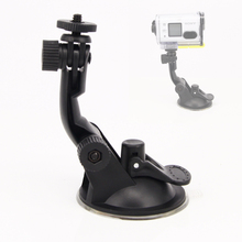 Универсальный автомобильный держатель присоске присоски для Sony Action Cam для Sony HDR-AS100v AS30v AS15v AS200V AZ1 AEE камера