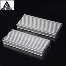2pcs/lot 120x50x12mm Aluminum Heatsink Heat Sink Radiator for Cooler