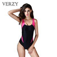 2016 New Arrivals Female Athletic Sexy Triangle Swimsuit Women S One Piece Swimwear High Quality Fabric