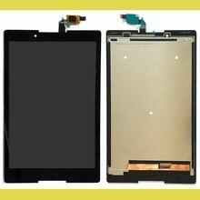 Para Lenovo TB3-850F tb3-850 tb3-850F tb3-850M Tablet PC de Pantalla Táctil Digitalizador + Pantalla LCD Asamblea Parts Negro 100% Probado