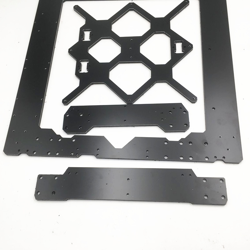 Funssor Aluminium composite single sheet Prusa i3 MK3 Frame 6 as 3D Printer Accessory