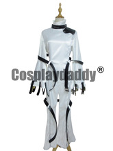 Code Geass CC Cosplay White Womens Code Geass Cosplay Costume