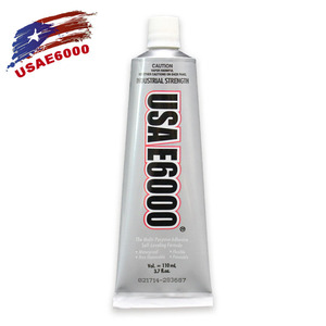 1pcs USA E6000 Clear Liquid Gl