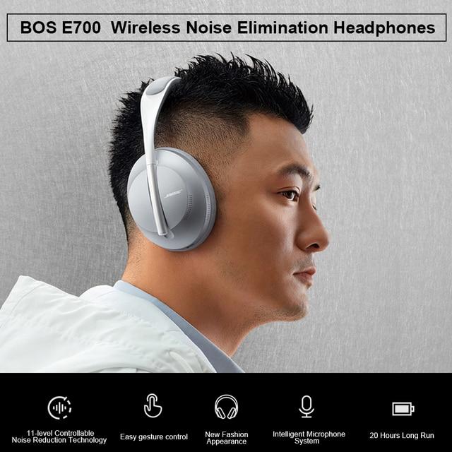Bose 700 Noise Cancelling  Wireless Headset  Adaptive Mic System BOSE AR 3