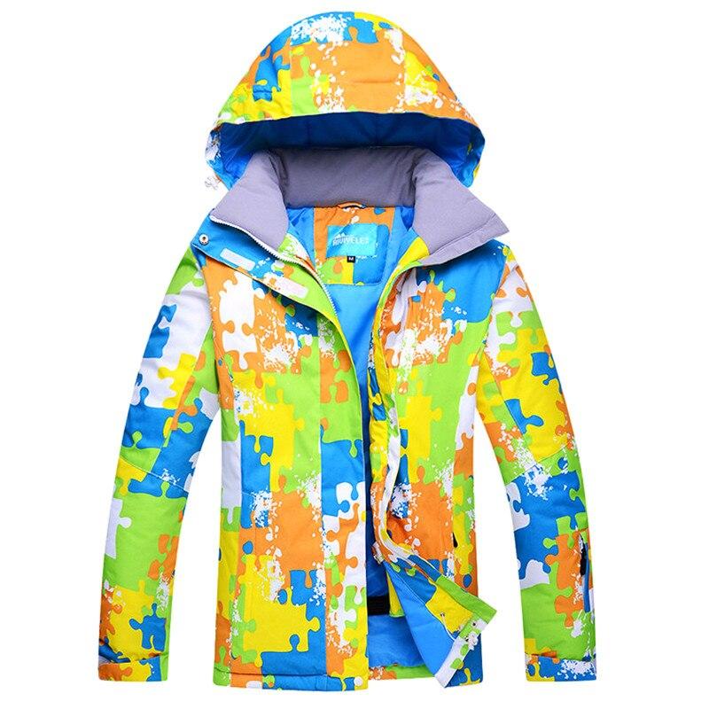 Women Ski Jacket Windproof Waterproof Outdoor Sport Wear Super Warm Winter Clothing Snowboard Skiing Coat Thicken Thermal Female